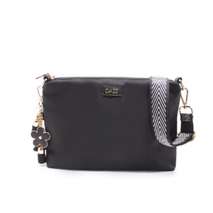 On the Go Sling Bag - Brilliant Black