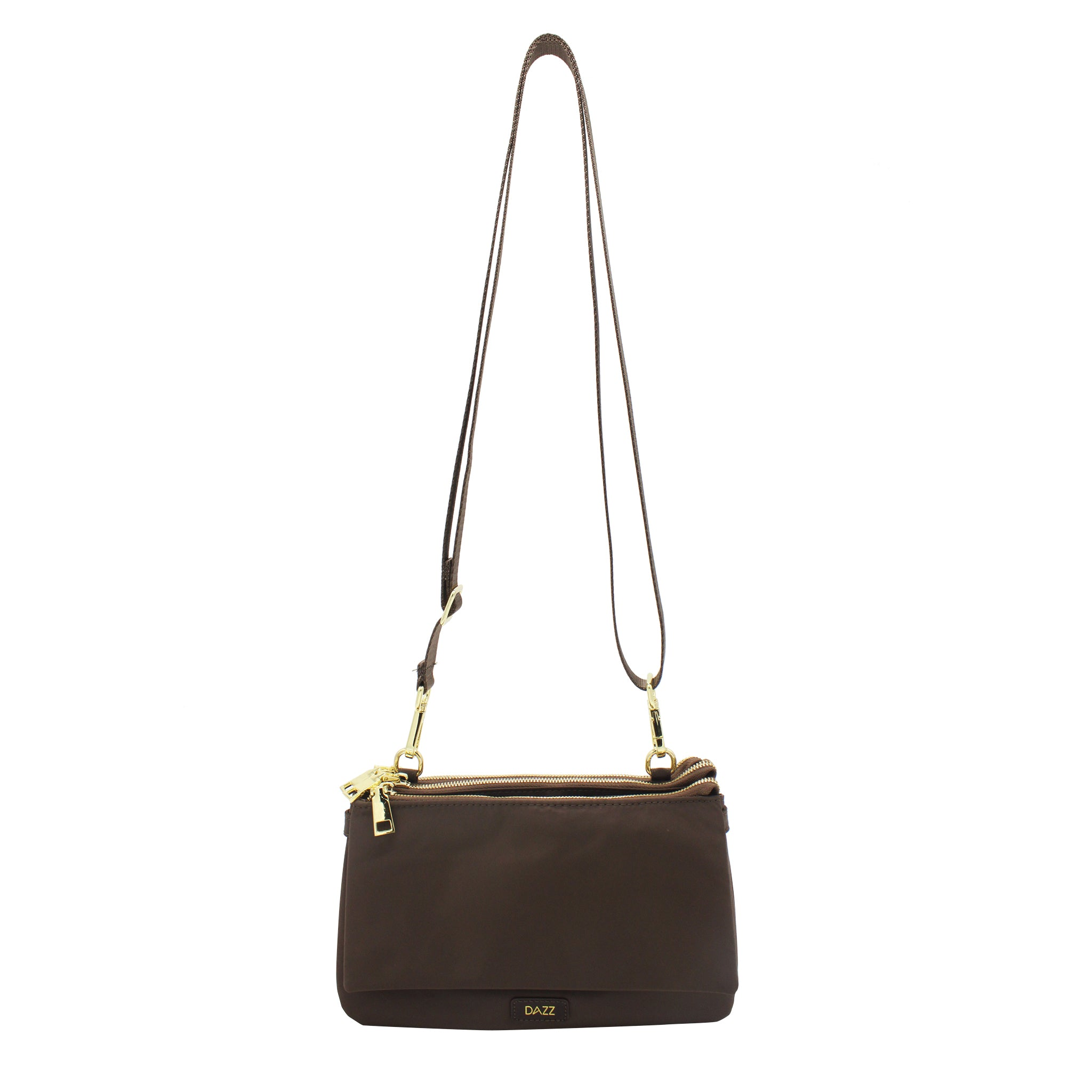 On the Go Duo Sling - Mink Brown