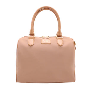 On the Go Mini 3-in-1 Handbag - Salmon Nude