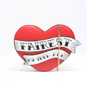 Fairest Bag - Red