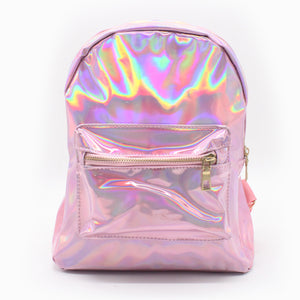 Holo Backpack - Pink