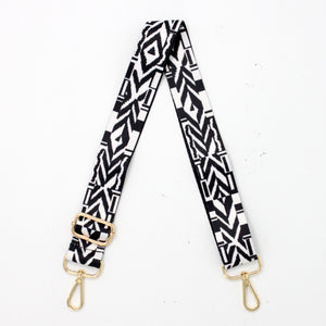 BW Canvas Shoulder Strap
