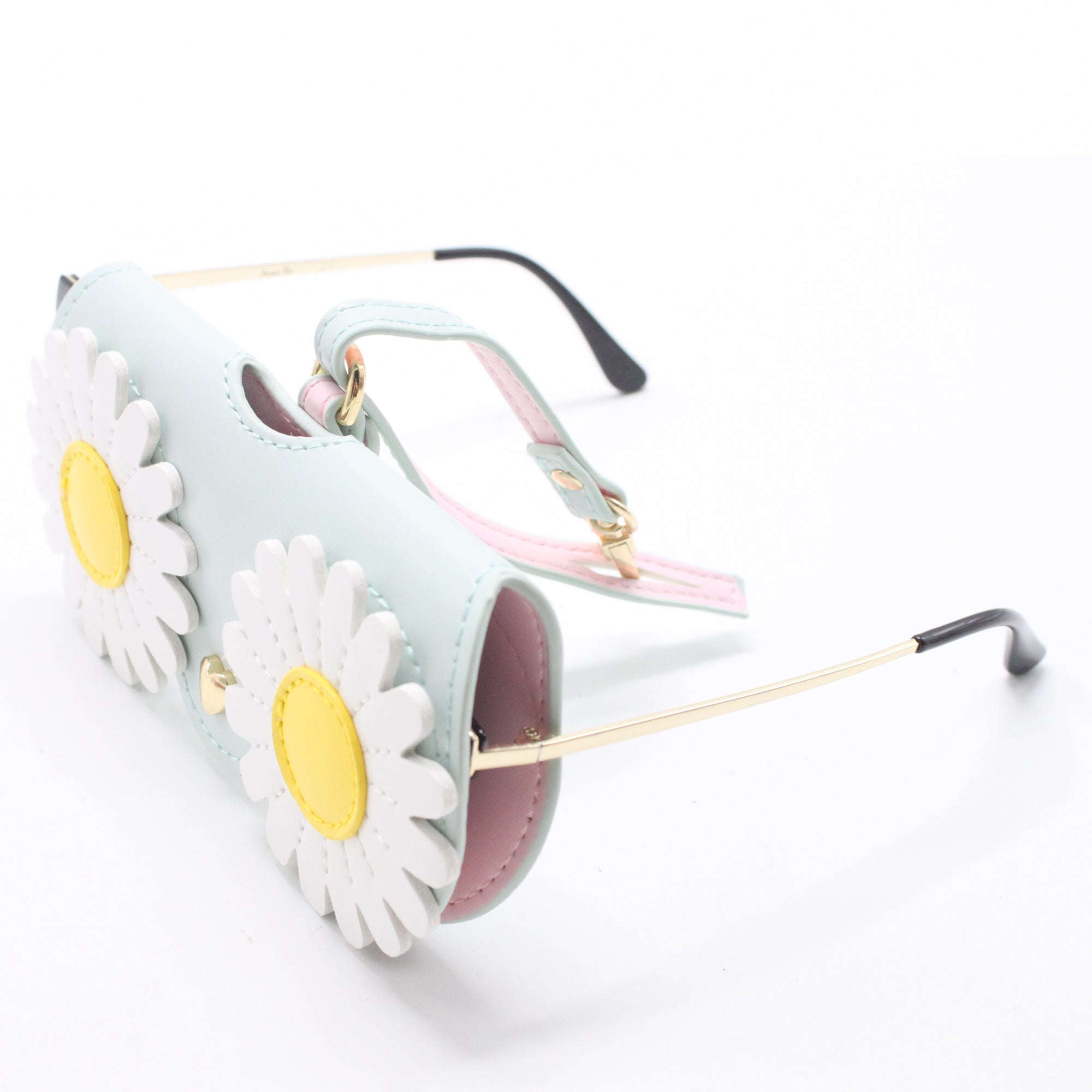 Glasses Case with Bag Holder – Daisy
