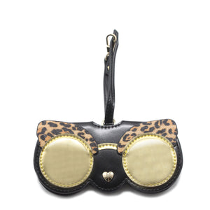 Glasses Case with Bag Holder – Glasses Leopard