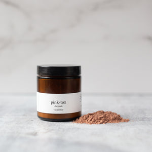 Clay Mask - Pink Tox
