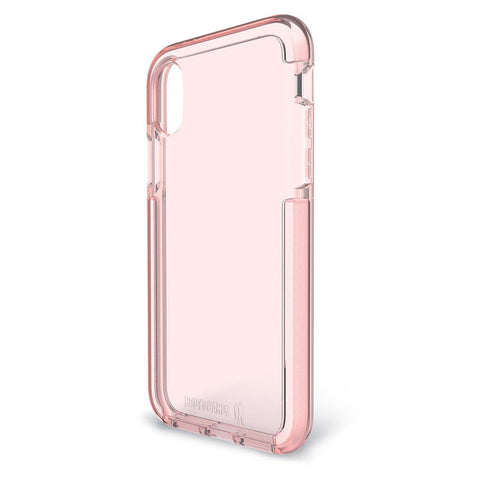 BodyGuardz x Unequal Ace Pro Clear Rugged Case For iPhone X