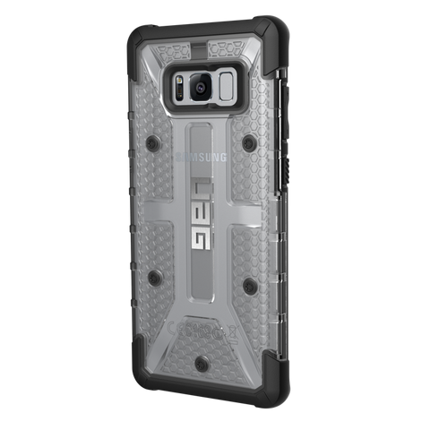 UAG Plasma Clear Rugged Case For Galaxy S8+