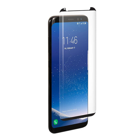 BodyGuardz Pure Arc Glass Screen Guard For Galaxy S8