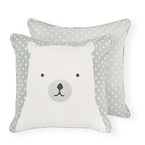 Polar Bear Cushion 40cm x 40cm
