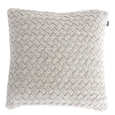 Cushion Lambswool in Oatmeal