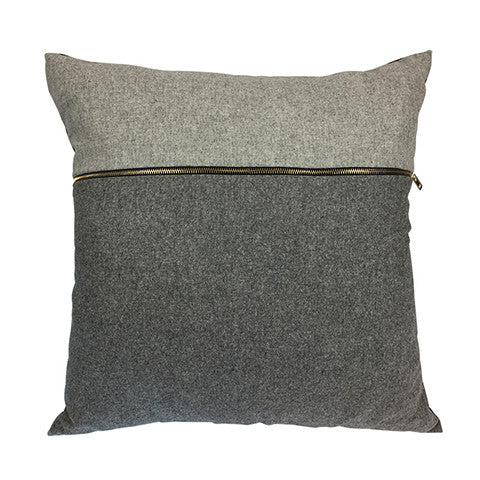 Cushion Malmo Grey
