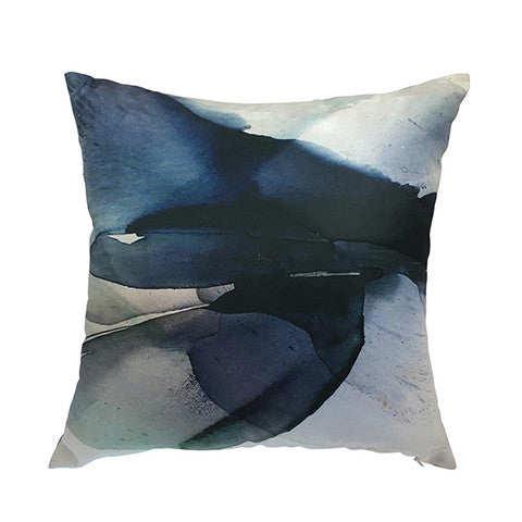 Cushion Devine Moon Watercolour
