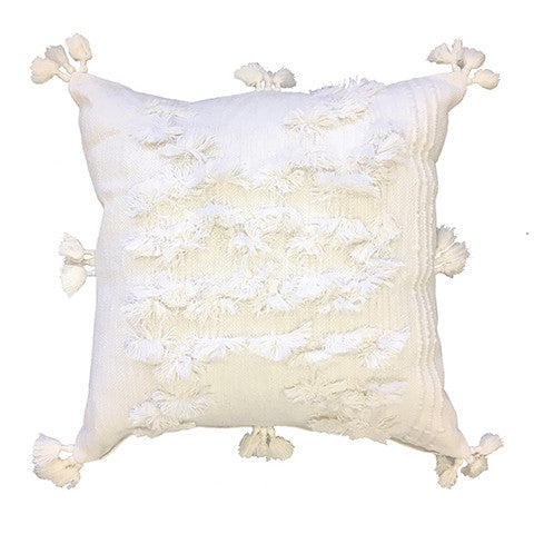 Cushion Classic Newport Tufted in Off White