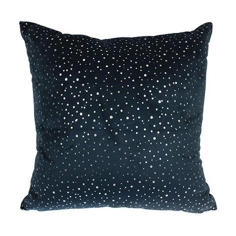 Cushion Classic Night Sky in Velvet