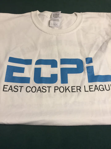 Ecpl T-Shirt White/Blue