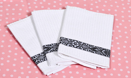 Tea Towels - set of three