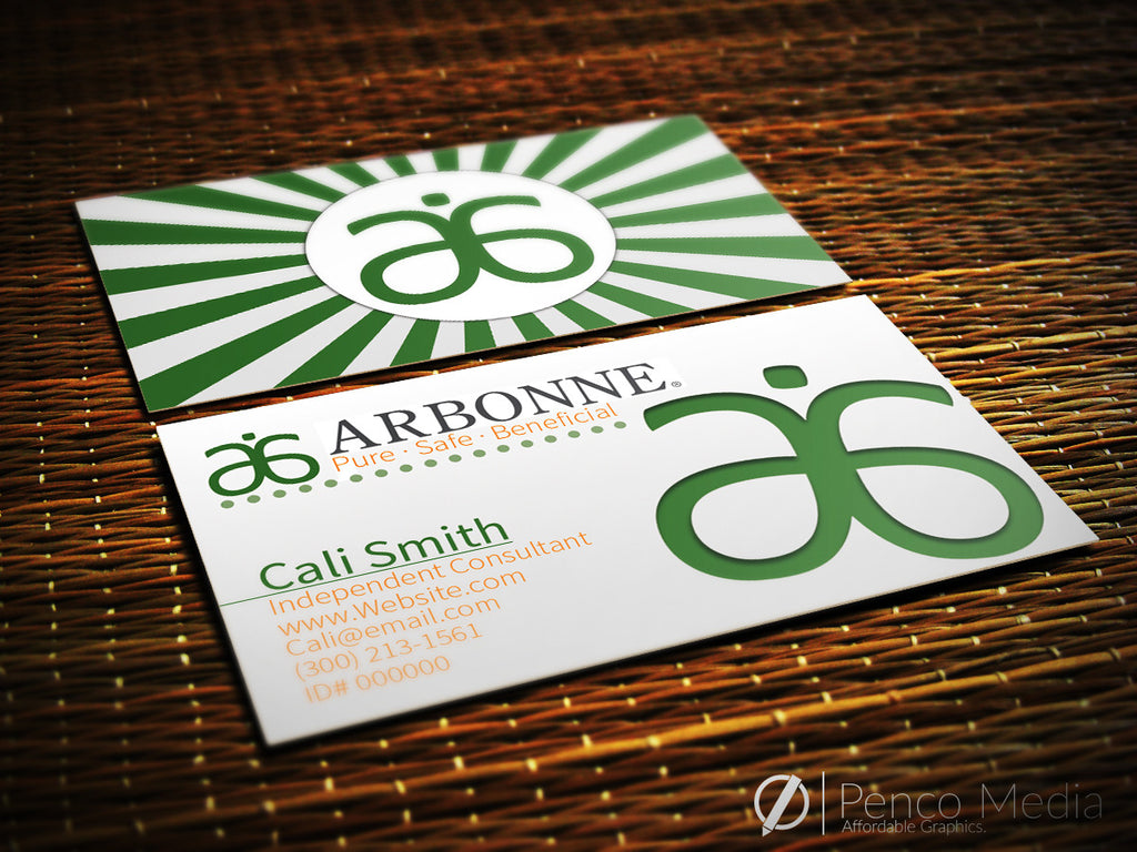 arbonne business cards  canelovssmithliveco