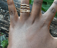 BSL Wrap Ring no stone