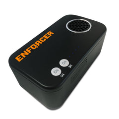 ENFORCER Portable Ozone Generator with Free Protective Carry Case