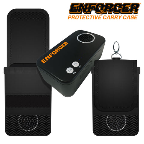 ENFORCER Portable Ozone Generator with Protective Carry Case