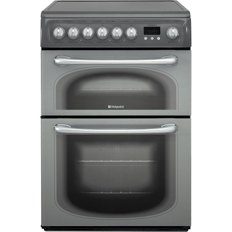 Hotpoint Experience Eco 60HEG S 60cm Ceramic Freestanding Cooker - Graphite