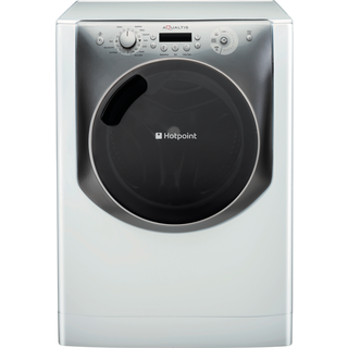 Hotpoint Aqualtis AQ113F 497E Washing Machine - White