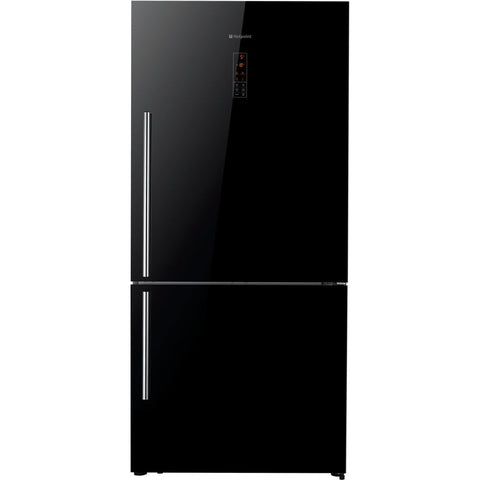 HOTPOINT BMD725GHF 80cm Frost Free Fridge Freezer - Black