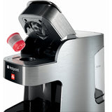 Hotpoint HD Line CMHPCGX0 Coffee Machine - Silver