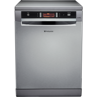 Hotpoint Ultima FDUD 43133 X 60cm Dishwasher - Stainless Steel