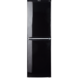 Hotpoint Aquarius AFAA 52 K AI 55cm 1.75m Fridge Freezer - Black