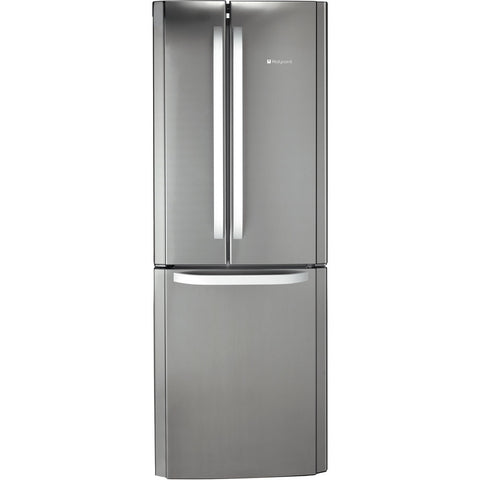 Hotpoint FFU3D X 70cm Fridge Freezer - Stainless Steel