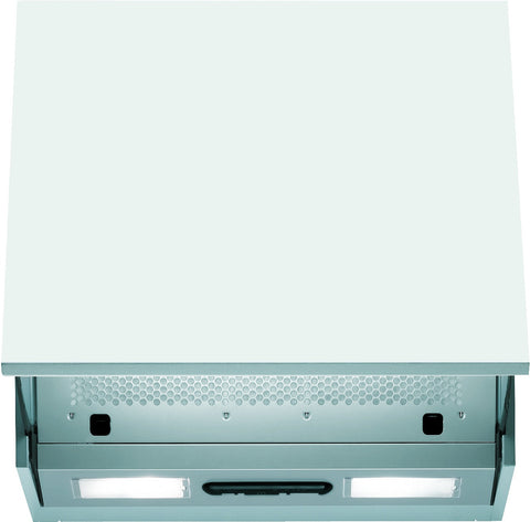 INDESIT H6611GY Built-in Intergrated Hood - Grey