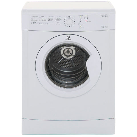 Indesit IDVL75BR 7kg Vented Tumble Dryer - White