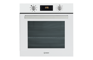Indesit Aria IFW6340WH Built In Electric Single Oven - White
