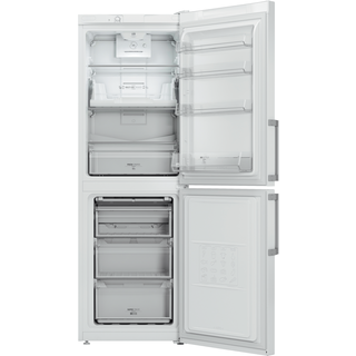 Hotpoint Day 1 LECO7FF2 WH Fridge Freezer - White