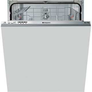 Hotpoint Aquarius LTB 4B019 Built-in Dishwasher - White