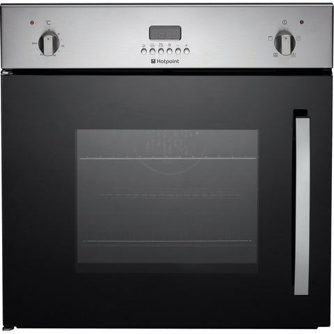 HOTPOINT SHL532XS Built-in Multifunction Single Oven - Stainless Steel