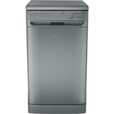 Hotpoint Aquarius SIAL 11010 G Slimline Dishwasher - Graphite