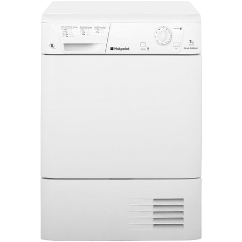 HOTPOINT FETC70BP First Edition Condenser Dryer 7kg ' C ' rated