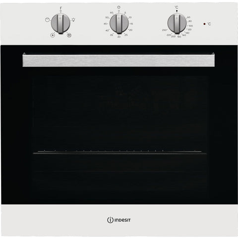 Indesit Aria IFW6330WH Built In Electric Single Oven - White