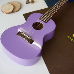 Ukunili Ukulele Concert 23' Light Purple (Gross)