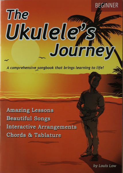 The Ukulele's Journey - Ukunili Ukulele