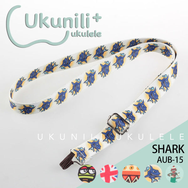Ukulele Neck Strap Cartoon AUS-15
