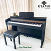 OTAMO K1 88 Keys Digital Piano[Free Piano Stool][2 Years Warranty]