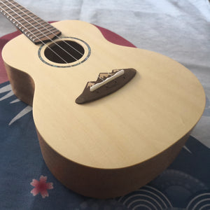 TODO Ukulele 23' Concert Spruce Solid Top