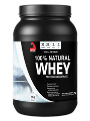 Limitless 100% Natural Whey Protein