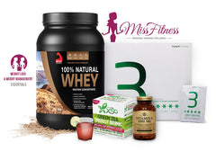 Miss Fitness Limitless Weight Loss & Weight Management Pack