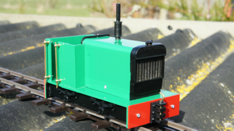 Mary  Loco Kit Ip engineering 32mm 45mm END OF LINE garden railway