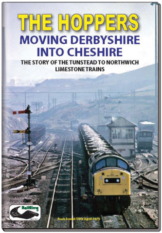 The Hoppers – Moving Derbyshire into Cheshire Tunstead Northwich - The Vale of Rheidol Railway