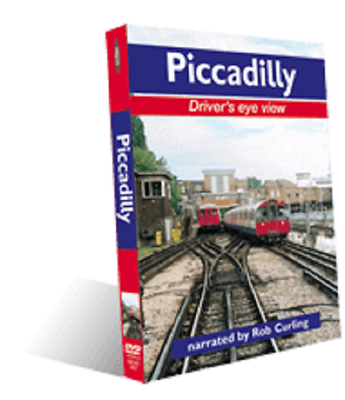 Piccadilly London Underground, Driver's Eye View DVD